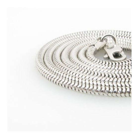 925 Sterling Silver Italian Chain 20 inches long and 2mm wide GSC133 2