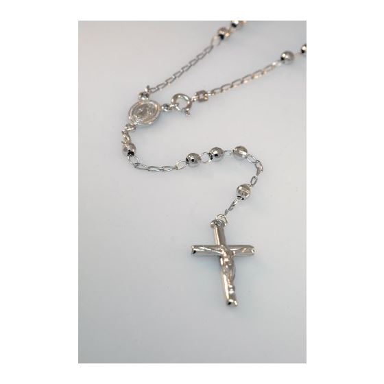 Stainless Steel Y-necklace with Cross 2