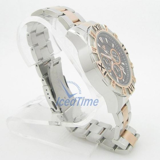 Mens Aqua Master Iced Out Diamond Watch W333AQ4 4