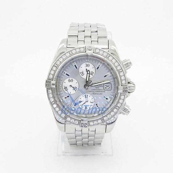 Breitling Chronomat Evolution Rhodium Di 55332 2