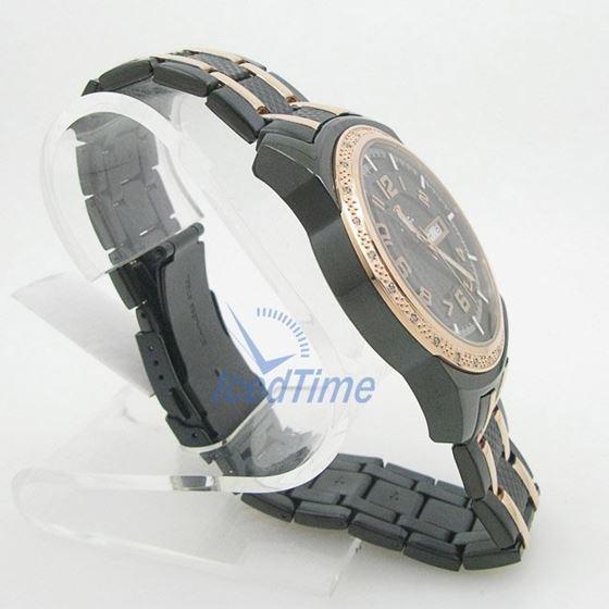 Mens Aqua Master Iced Out Diamond Watch W335AQ5 4