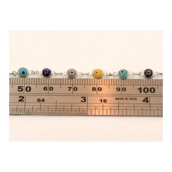 Evil Eye Murano Glass Bead Designer Ster 73097 2