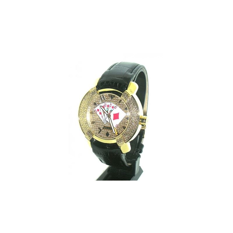 Aqua Master Poker Diamond Watch AQP05 27878 1