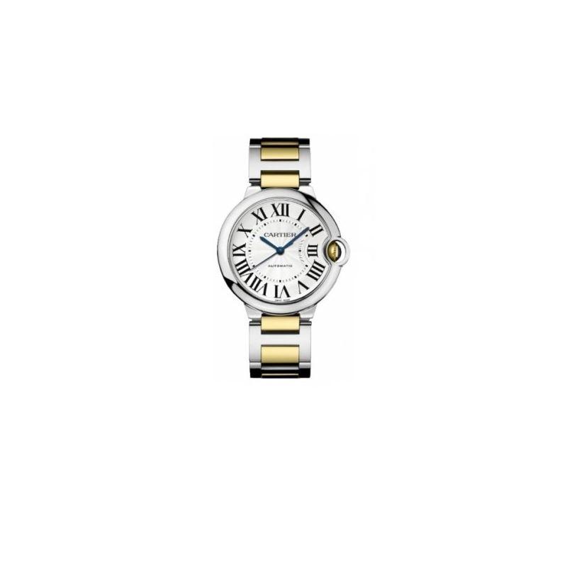 Cartier Ballon Bleu Medium Size Watch W6 55127 1