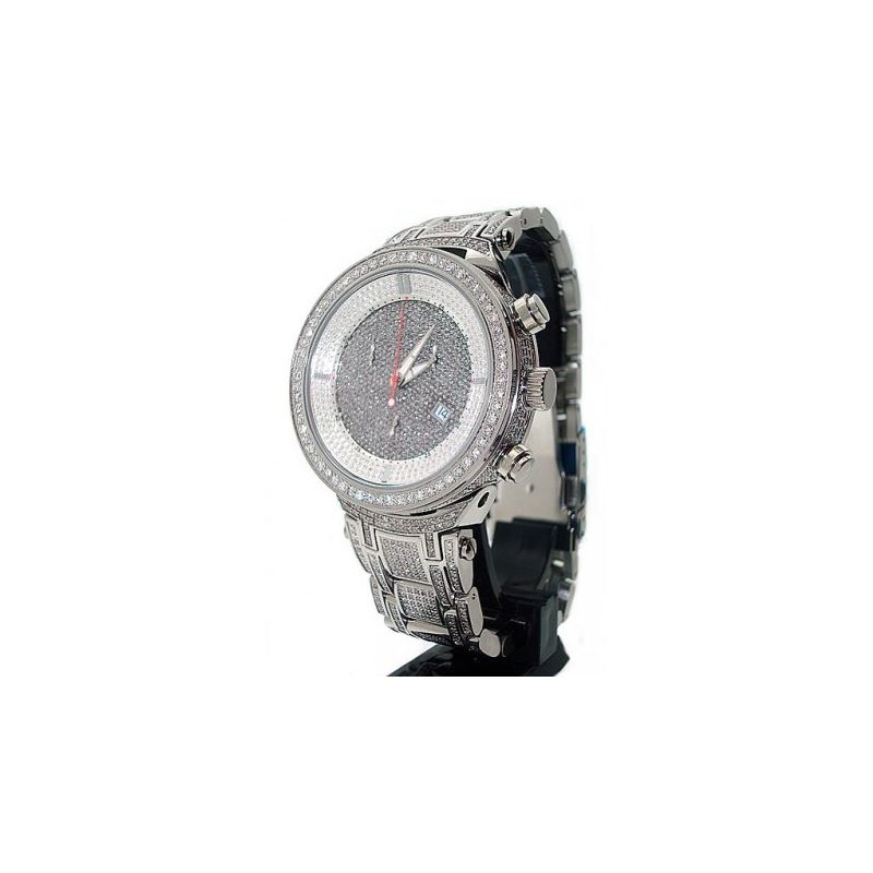 Joe Rodeo Mens Full Diamond Watch 88815 1
