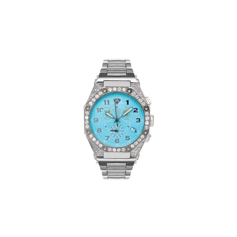 Aqua Master Diamond Watch The AquaMaster 53561 1