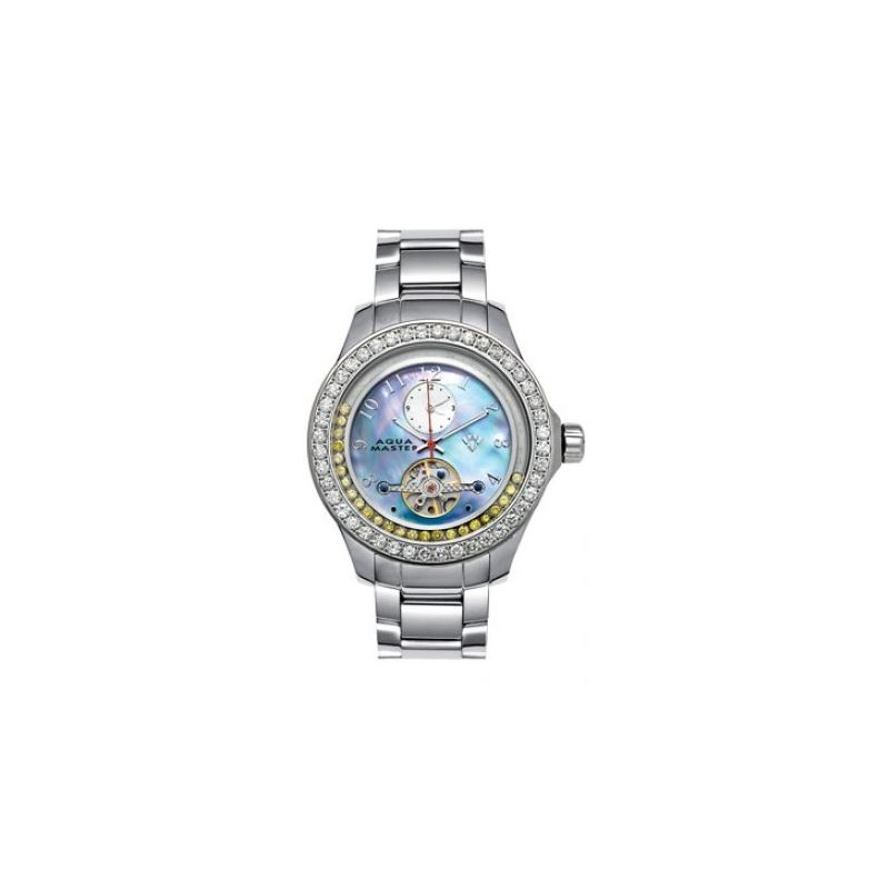 Aqua Master Diamond Watch The AquaMaster 53531 1