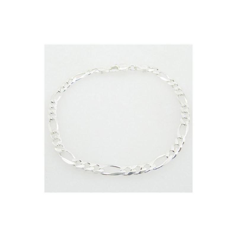 figaro bracelet franco cuban miami rope  73168 1