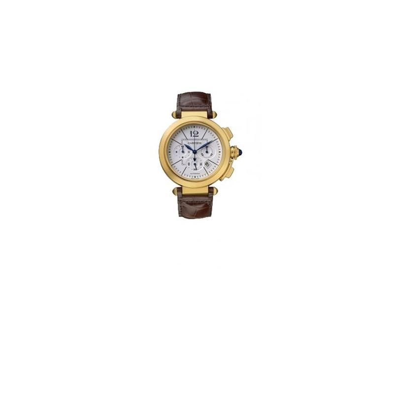 Cartier Pasha Mens Wristwatch W3020151 55247 1