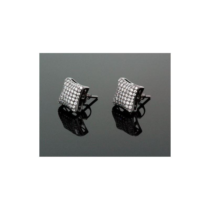 Sterling Silver Unisex Fashion Hand Set  80907 1