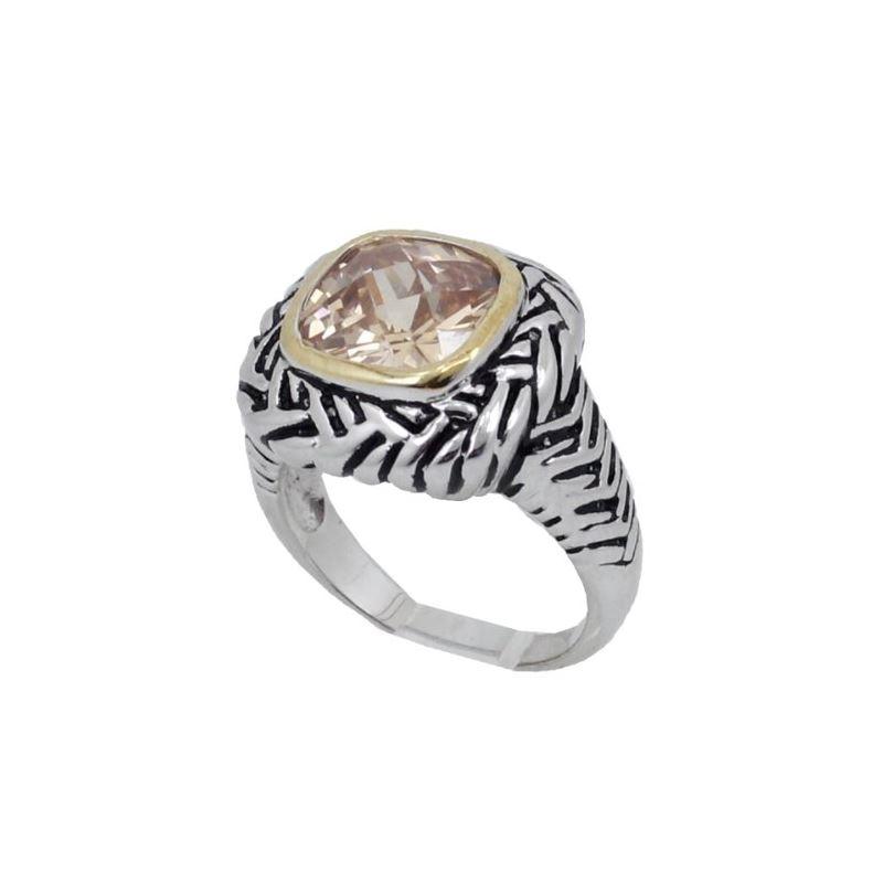 Ladies .925 Italian Sterling Silver Spri 74262 1