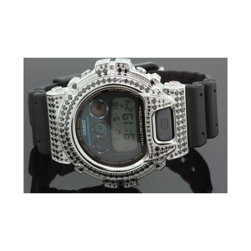 Iced Out Watches Casio G Shock Mens Digi 53070 1