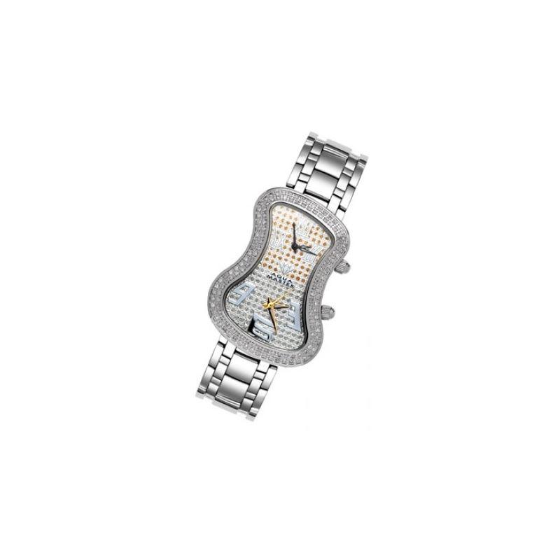 Aqua Master Diamond Watch The AquaMaster 53461 1