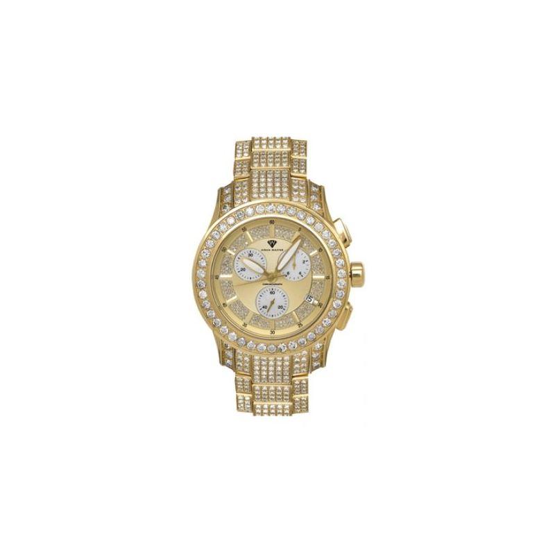 Aqua Master Diamond Watch The AquaMaster 53434 1