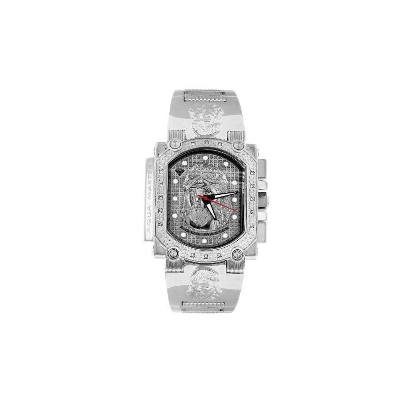 Men's Jesus Dial Special Stainless Steel Watch