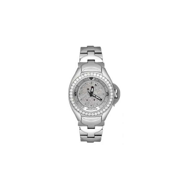 Aqua Master Diamond Watch The AquaMaster 53505 1
