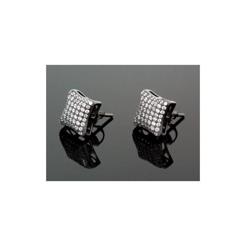 Sterling Silver Unisex Fashion Hand Set  80897 1