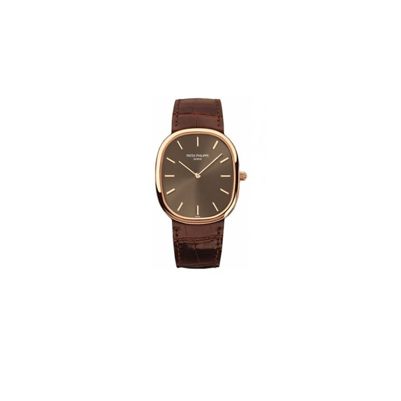Patek Philippe Golden Ellipse Mens Watch 54976 1