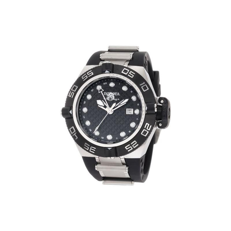 Men's 1153 Subaqua Noma IV GMT Black Dial Poly