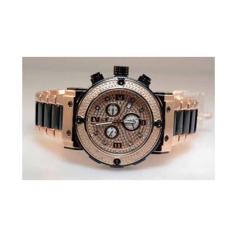Agua Master Mens Diamond Watch W147fd 55423 1