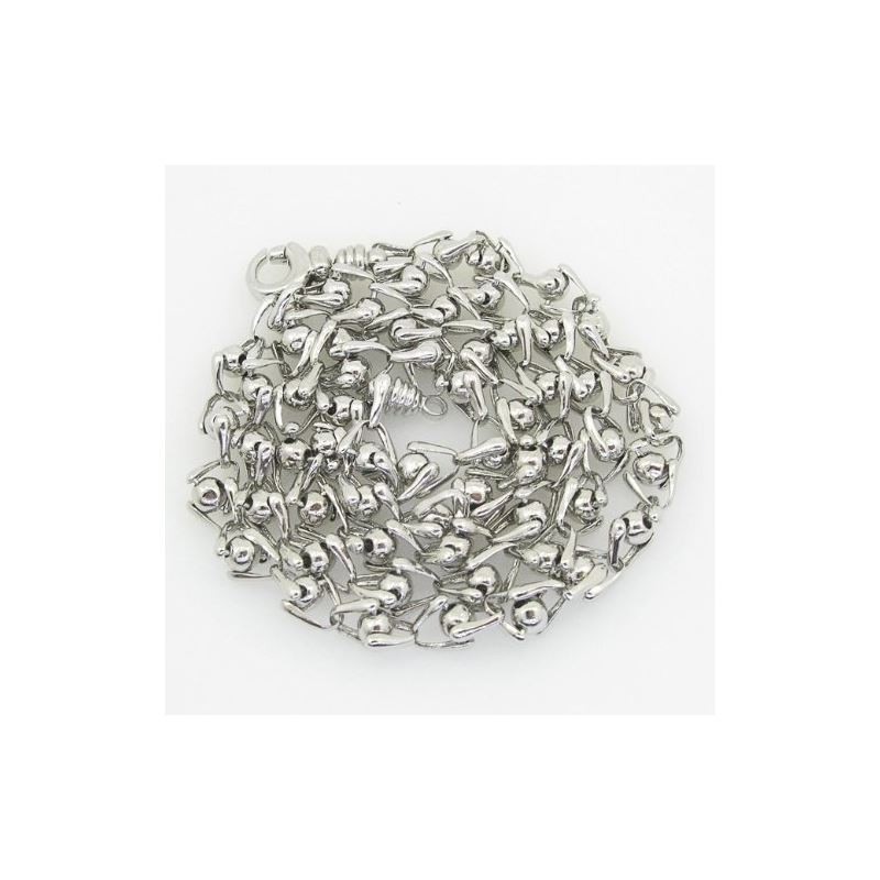 Mens .925 Italian sterling silver franco 75604 1