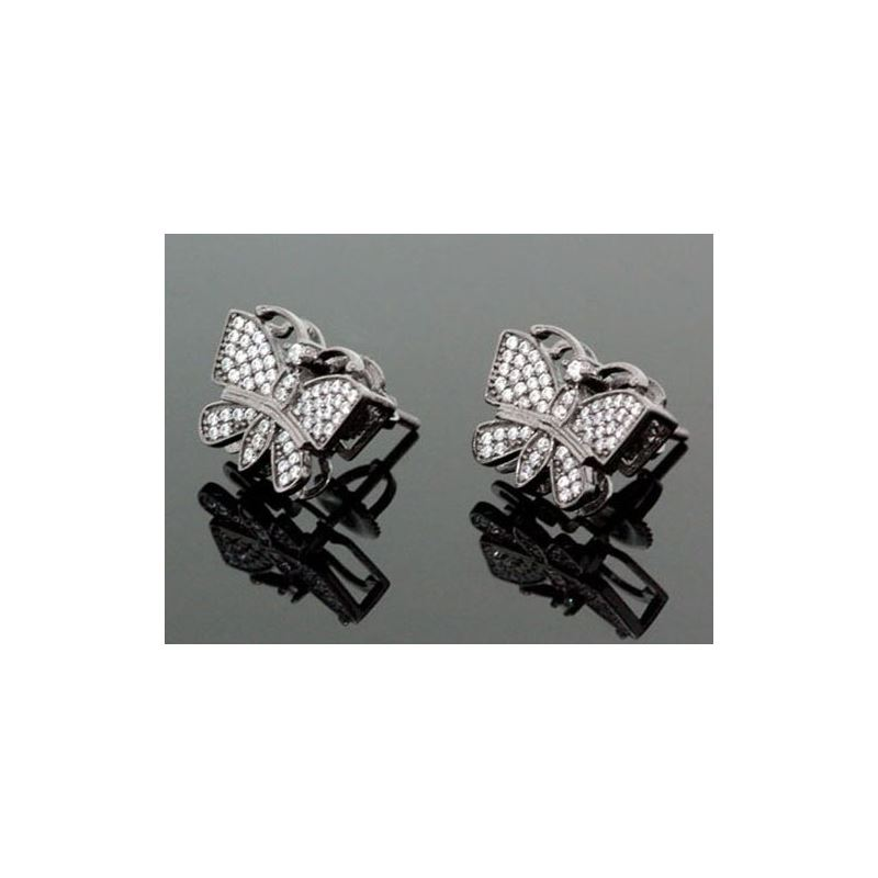 Sterling Silver Butterfly Fashion Hand S 80448 1