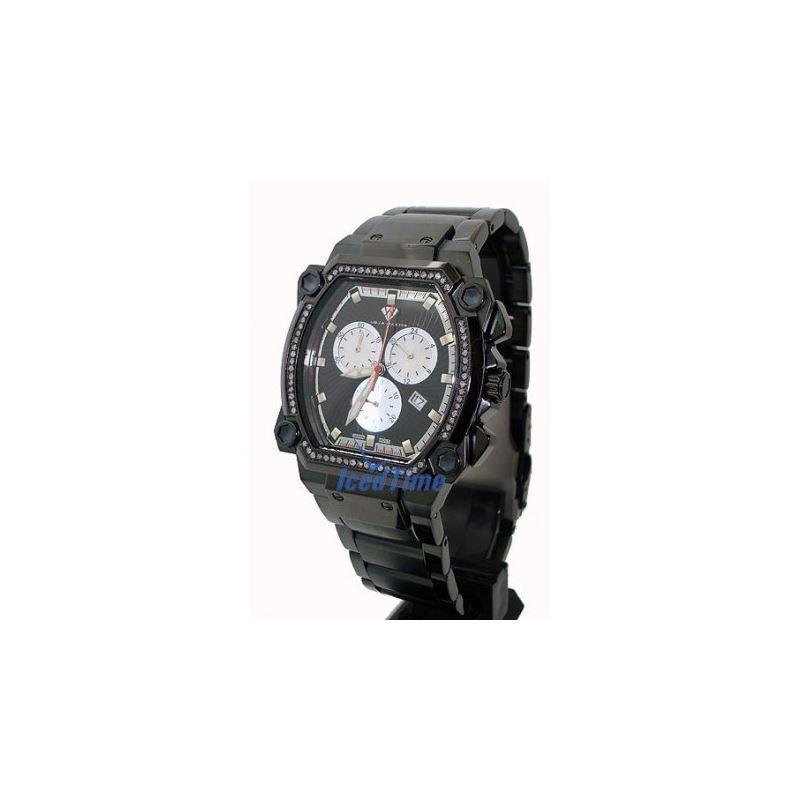 Aqua Master Unisex Diamond Watch 0.75ct  53086 1