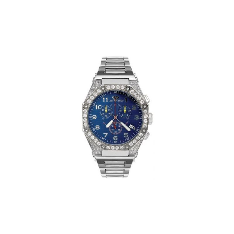 Aqua Master Diamond Watch The AquaMaster 53556 1