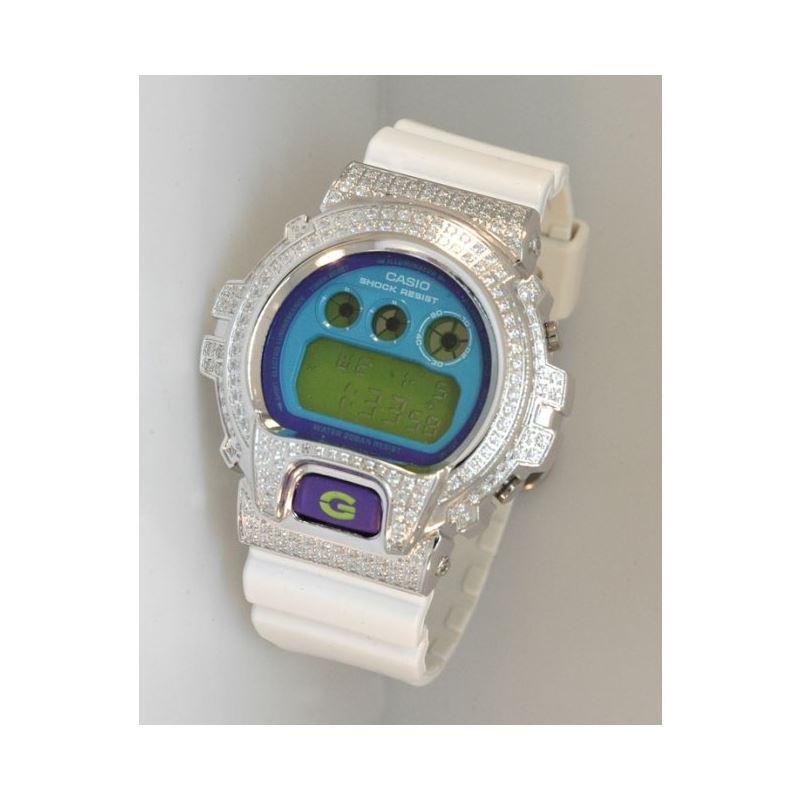 Casio G-Shock 5.00 ct Swarovski Iced Out 53055 1