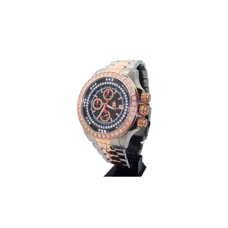 Richard  Company Diamond Watch Two Tone  28152 1