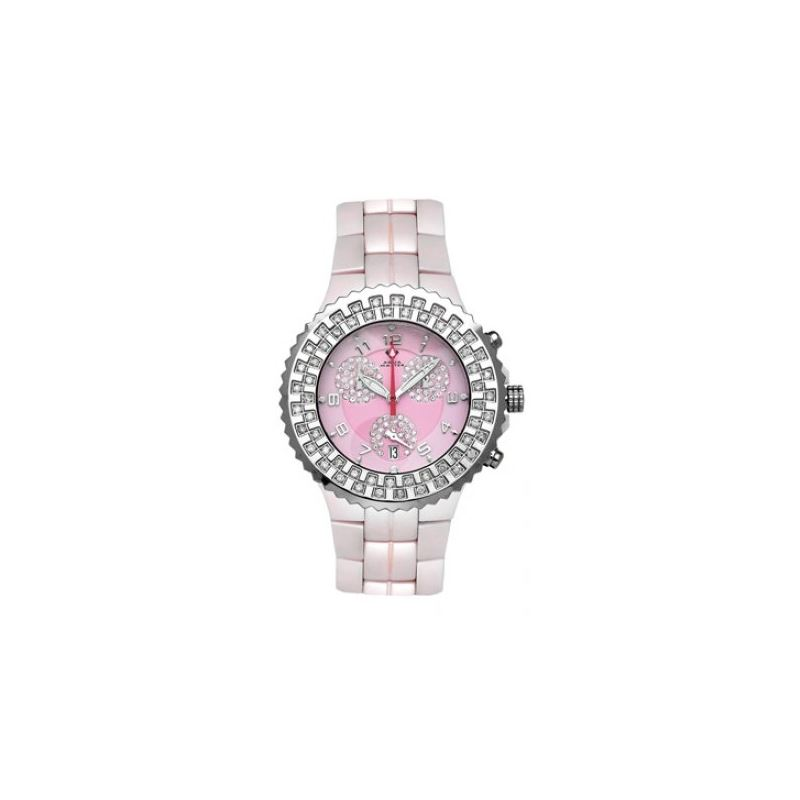 Aqua Master Unisex Ceramic Diamond Watch 53471 1