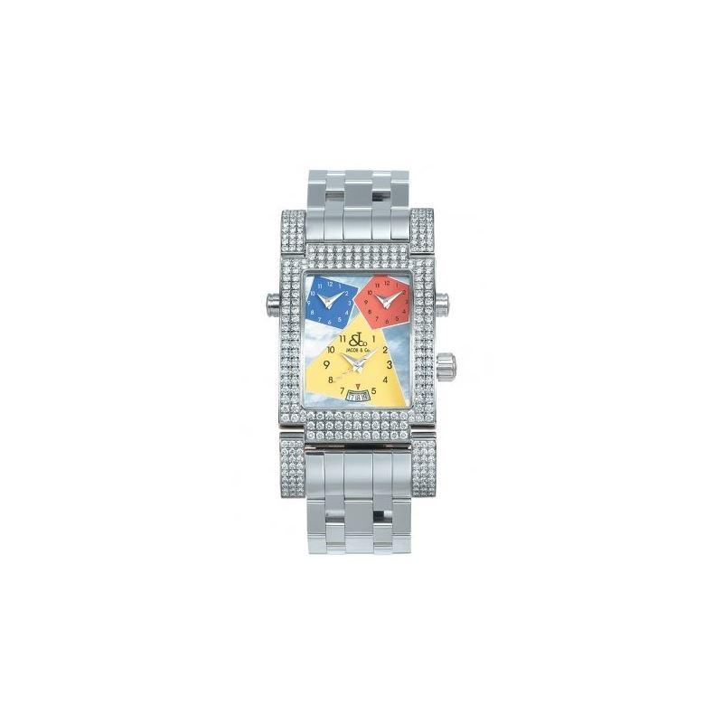 Jacob Co Capri Diamond Watch 53431 1