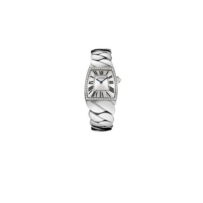 Cartier La Dona Diamond 18kt White Gold  54514 1