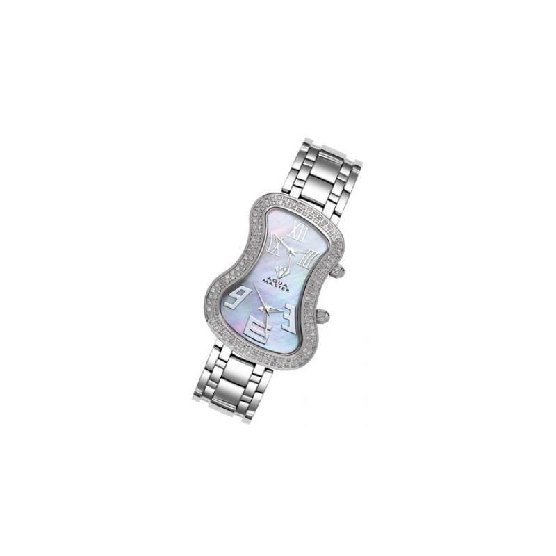 Aqua Master Diamond Watch The AquaMaster 53462 1