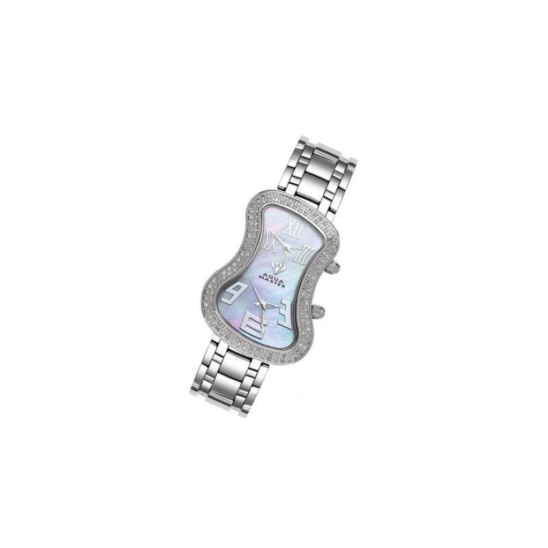 Aqua Master Diamond Watch The AquaMaster 53462 1
