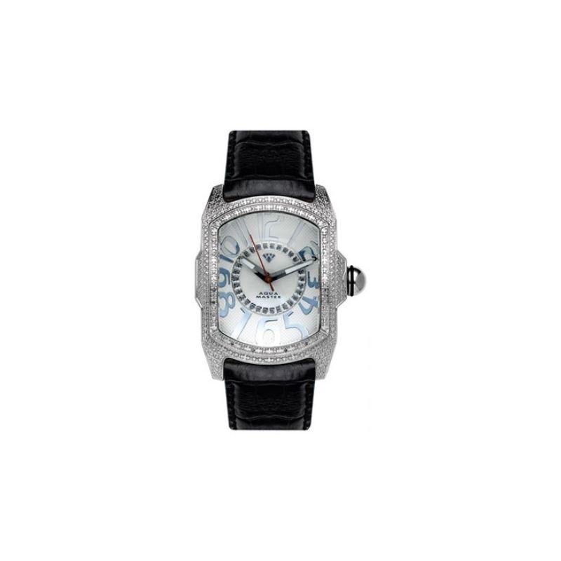 Aqua Master Diamond Watch The new Dials  53542 1
