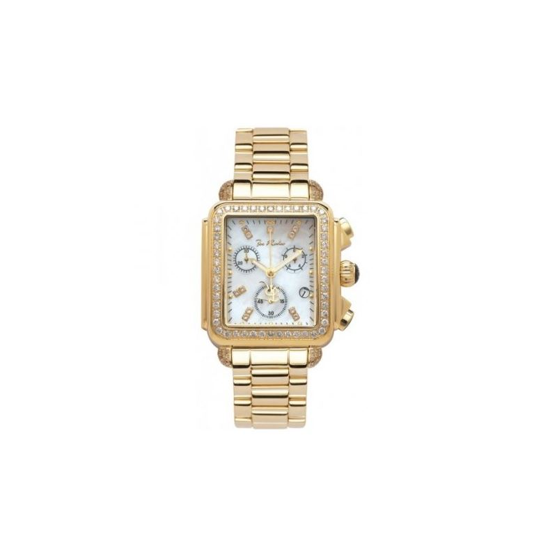 Joe Rodeo Madison Unisex Diamond Watch J 88711 1