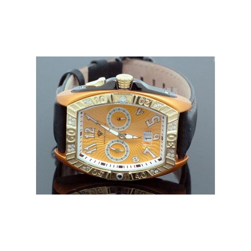 Aqua Master Tonneau 0.50ctw Mens Diamond 54944 1