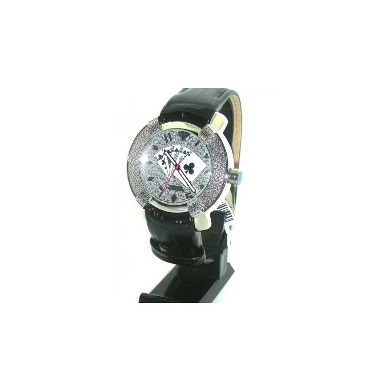 Aqua Master Poker Diamond Watch AMP02 27877 1