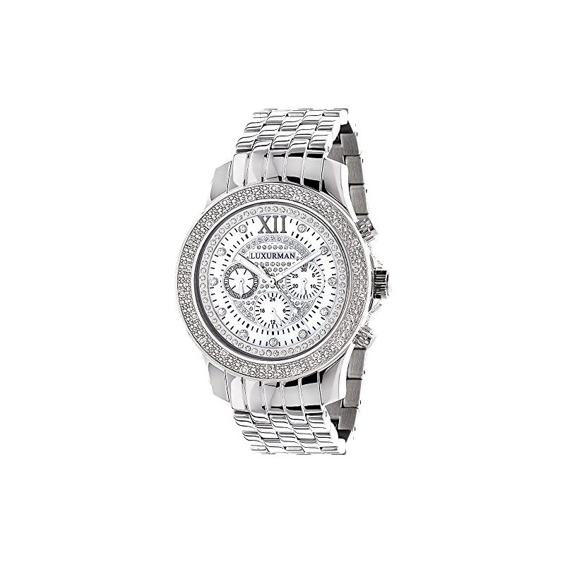 Diamond Watch 0.25Ct Mens Raptor