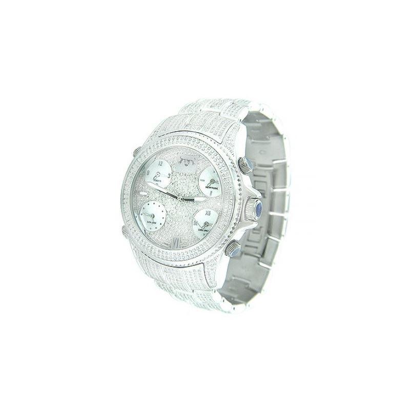 Joe Rodeo Mens Planet Diamond Watch 9.95 88952 1