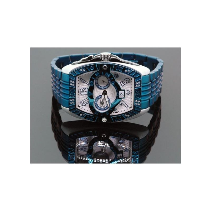 Aqua Master Tonneau 0.50ctw Mens Diamond 54942 1