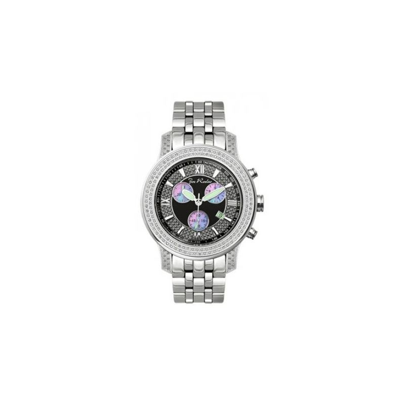 Joe Rodeo JoJo Mens Diamond Watch 2000 1 89084 1