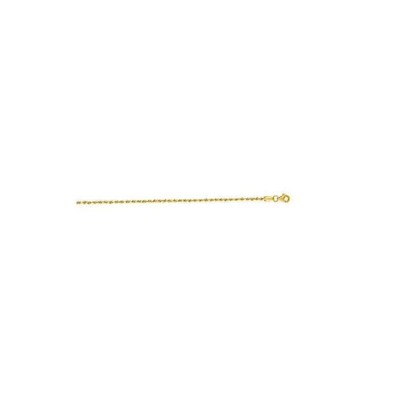 10K 16 inch long Yellow Gold 2.0mm wide  59002 1