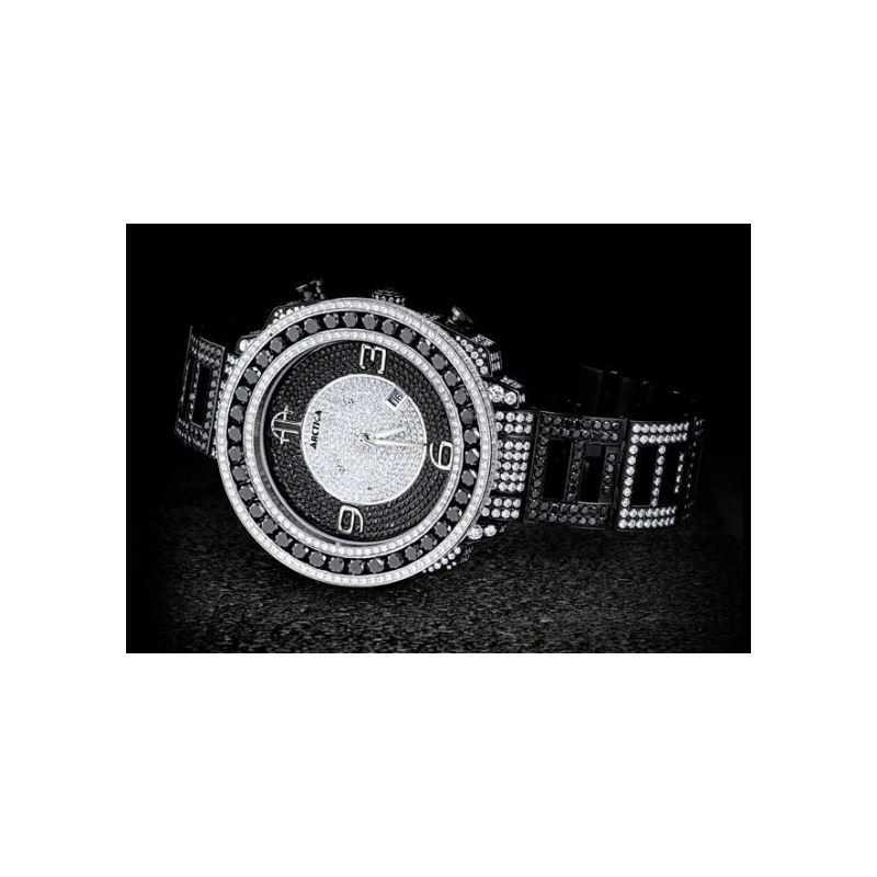 Arctica Watches Arctica 50mm Diamond Cas 49171 1