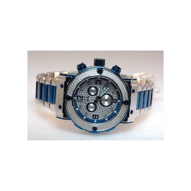 Agua Master Mens Diamond Watch W146ff 55422 1
