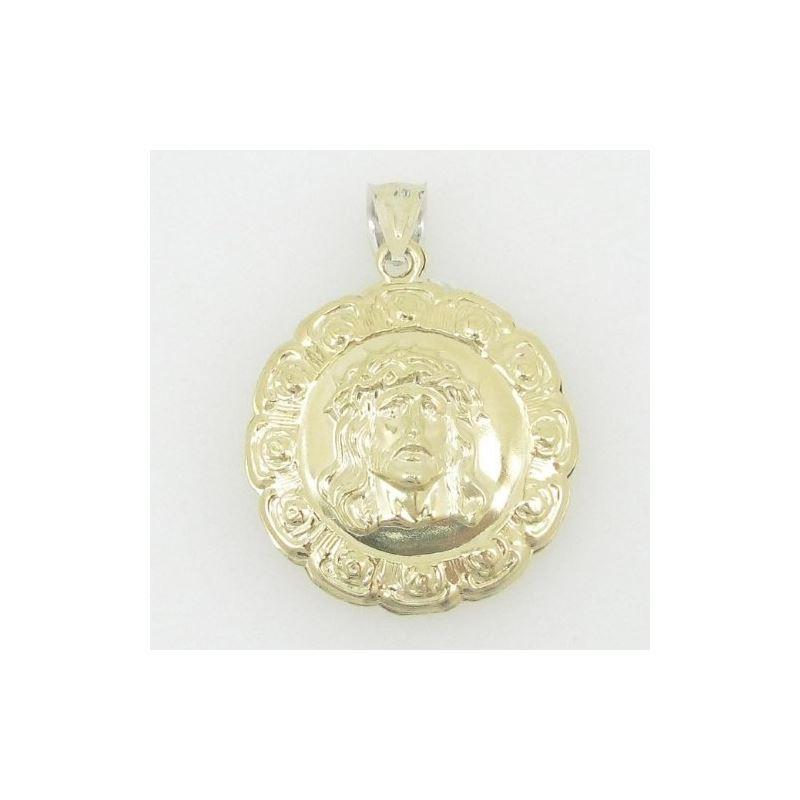 Unisex 10K gold and .925 Italian Sterlin 81081 1