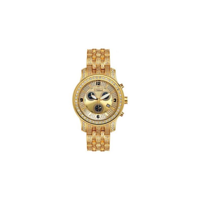 Joe Rodeo JoJo Mens Diamond Watch 2000 1 89058 1