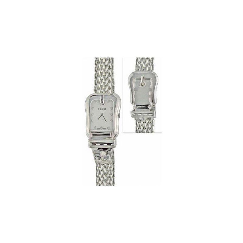 Fendi F386140D Orologi Ladies Watch 53659 1