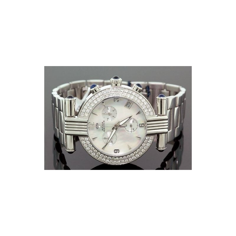 Ladies Diamond Watch 2.80 Ct W-94